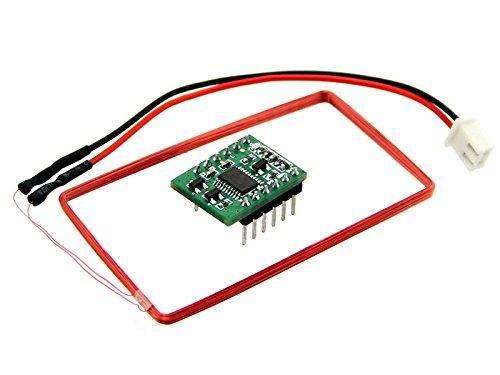 SeeedStudio - Mini 125Khz RFID Module - External LEDBuzzer Port 70mm Reading Distance M