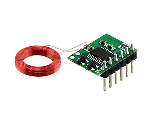 SeeedStudio - Mini 125Khz RFID Module - Pre-Soldered Antenna 35mm Reading Distance - DIY Maker Open Source BOOOLE