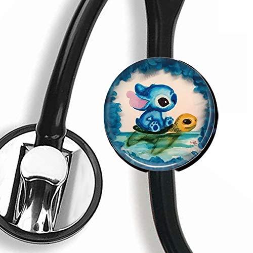 Guu - StitchStethoscope TagSteth ID TagNurse Doctor Stethoscope ID Tag