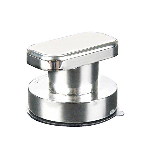 KingWo Bathroom Suction Cup Handle Grab Bar for elderly Safety Bath Shower Tub Bathroom Shower Grab Handle Rail Grip