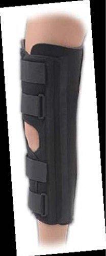 16 Long Three Panel Knee Leg Immobilizer Brace