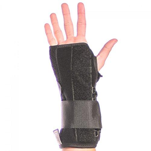 Universal Lace-up Wrist Immobilizer Brace-Left