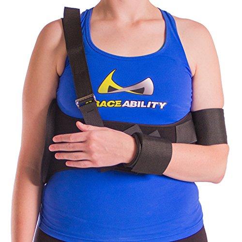 Womens Universal Shoulder Immobilizer Brace