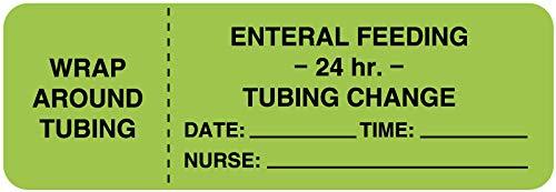 Enteral Feeding Label 3 x 1
