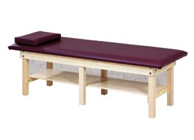 AliMed Clinton Bariatric Treatment Table 31H Black