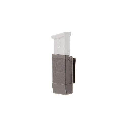 BLACKHAWK Double Stack Single Mag Case Matte Finish for 9mm40 cal Black