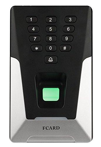 FCARD Fingerprint Access Controller and RFID 125KHz Card Reader Door Lock System Fingerprint Reader