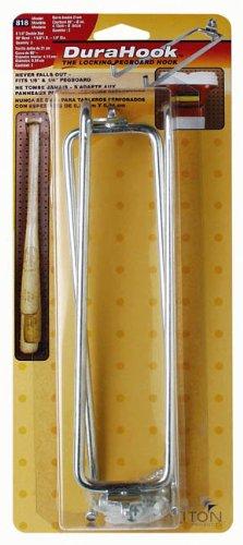 DuraHook 818 8-14-inch Double Rod Hook