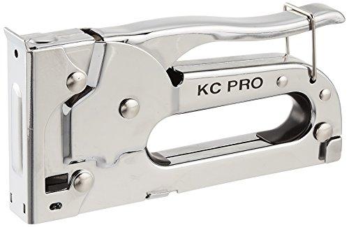 KC Professional GSTP999 Standard Staple Gun with Bonus Staples
