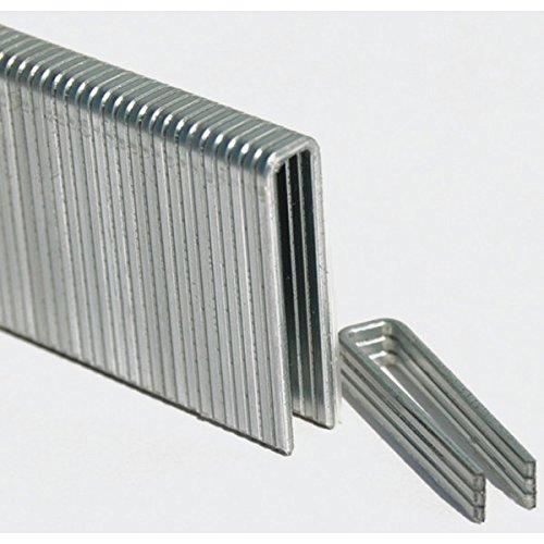 Porta-Nails 2Leg x 12Crown 15-Gauge Galvanized Metal Staples 1000-Pack 47261