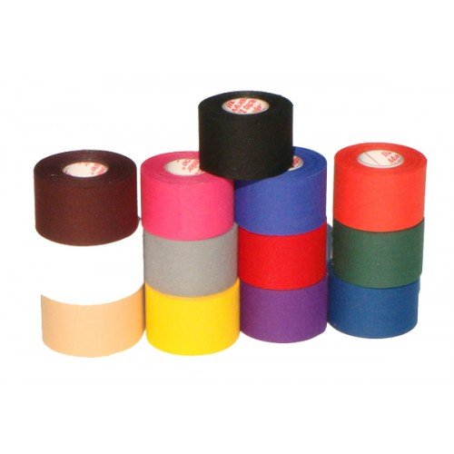 M-Tape Colored Athletic Tape - Orange 32 Rolls