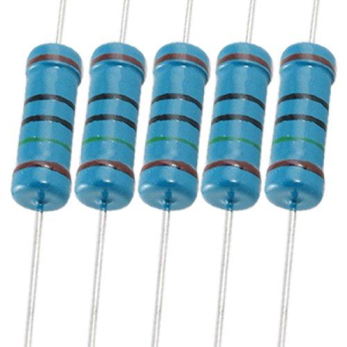 Uxcell 100 x 3W 1 150 Ohm Axial Lead Metal Film Resistors