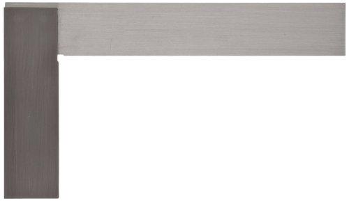 Starrett 3020-6 Toolmakers Grade Stainless Steel Square 3-2932 Beam Length 5-2932 Blade Length