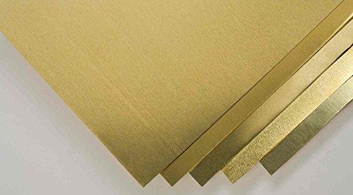 Shim Stock Assortment-Brass 5