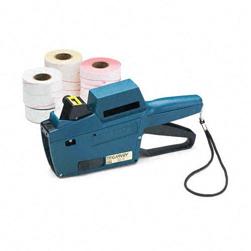 Garvey  Model 22-8 1-Line8-Char Pricemarker Kit Marker GunInk Roll9 Rolls Labels -- Sold as 2 Packs of - 1 -  - Total of 2 Each