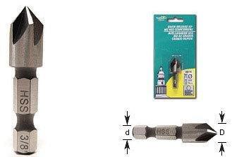 Timberline - M2 HSS Countersink 58 Diametermeter 608-764
