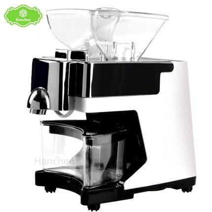 Automatic Intelligent Home Oil Extractor Cold Hot Press Machine Oil Presser sliver 220v