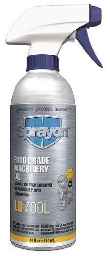 Food Grade Machine Oil 14 oz