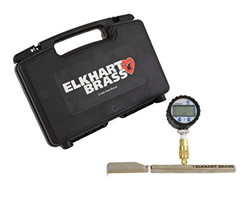 39145000 Elkhart Brass Digital Pitot Gauge