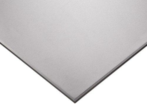 6061 Aluminum Sheet Unpolished Mill Finish O Temper ASTM B209AMS 4025 009 Thickness 12 Width 12 Length 11 Gauge