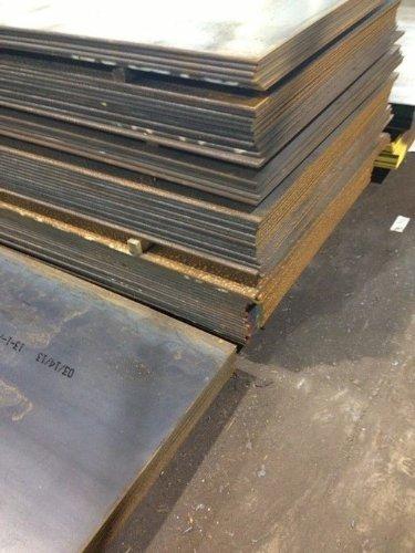 Bullseye Metals 11 GA 18 Steel Plate 8 x 10 Flat Bar 11 Gauge Steel