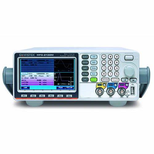 GW Instek MFG-2130M MFG-2000 Multi-Channel Arbitrary Function Generator with Pulse Generator 30 MHz Single Channel Modulation