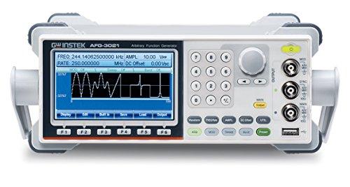 Instek AFG-3021 20 MHz Single Channel Arbitrary Function Generator