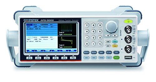 Instek AFG-3022 20 MHz Dual Channel Arbitrary Function Generator