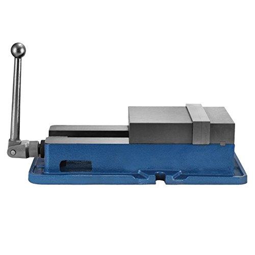 TOTOOL 6 Precision Milling Machine Vises ACCU Lock Vise Jaw Opening 59inch Milling Drilling Machine Lock Down Vise Bench Clamp Multiple Vise Setups 6 Precision Milling Vise