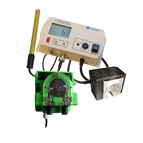 Milwaukee Instruments MC720 pH Controller with Mp810 Dosing Pump 0 Degree C to 50 Degree C Temperature Range 01 pH Resolution