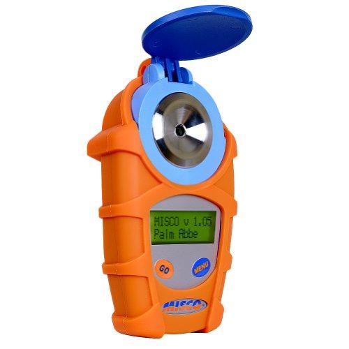 MISCO VINO3 Palm Abbe Digital Handheld Refractometer Wine Scales Baume Actual Sugar Content Grape Juice or Grape Must