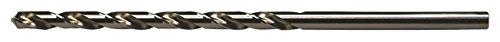 Viking Drill and Tool 11480 K Type 210 118 Degree Bright HSS Taper Length Drill Bit 12 Pack