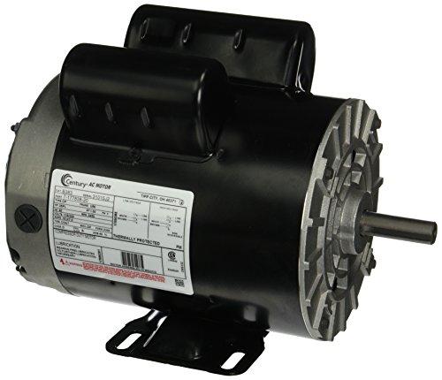 3 HP SPL 3450 RPM U56 Frame 115230V Air Compressor Motor - Century  B383