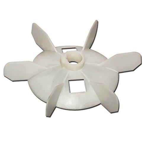 Gogoal PP Fan Blade Y160-46 Air Compressor Motor Fan Blade