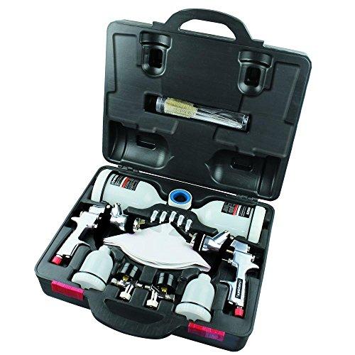 Husky HDK00600SG HVLP Standard Gravity Feed Spray Gun Kit