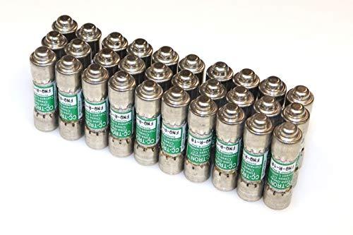 Cooper Bussmann CC-Tron Fuse FNQR10 Pack of 30