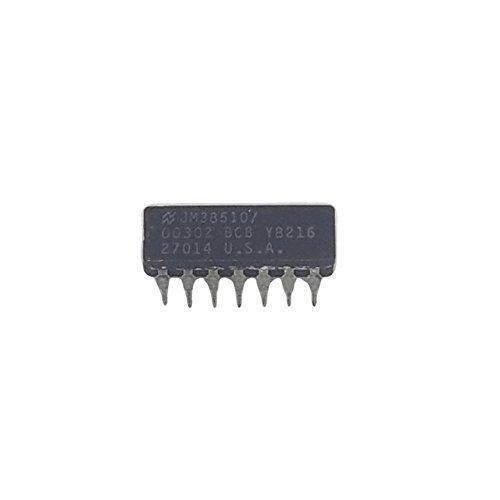 JM3851000302BCB TEXAS INSTRUMENTS TTLHL SERIES QUAD 2-INPUT NAND GATE 14 Pin Ceramic DIP