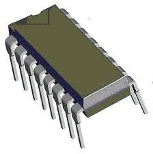 MC54H153J Integrated Circuits 1-Element CMOS Multiplexer 16 Pin Ceramic DIP 1 piece