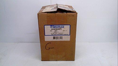 Ferraz Shawmut Ecsc303rp1 Enclosed Disconnect Switch 600V 30A Ecsc303rp1