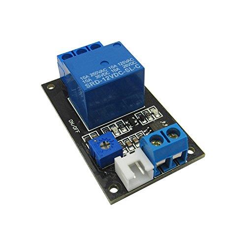 1 Piece Photoresistor Relay Sensor Control Module Light Control Switch Lightless Sensor Module 12V