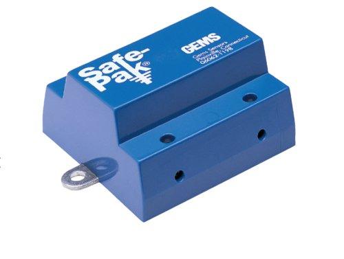 Gems Sensors 144600 Intrinsically Low Sensitivity Safe-Pak Relay 105 to 125 VAC Voltage 5A Current