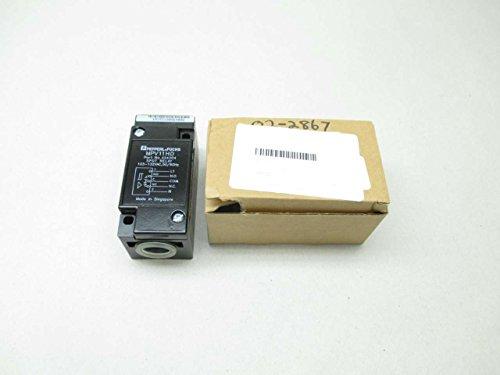 NEW PEPPERL FUCHS MPV11HD 454504 BASE SPDT RELAY SENSOR 103-132V-AC D365824