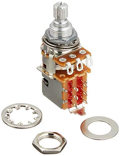 Fender 250K PushPull Split Shaft Potentiometer