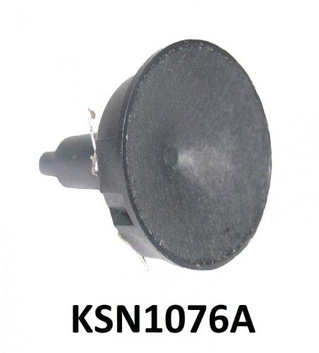 Piezoelectric Speaker KSN 1076A - Direct Radiating Tweeter