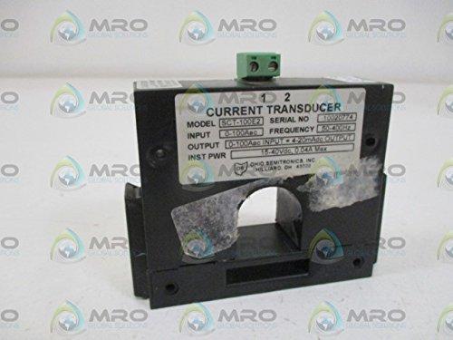 OHIO SEMITRONICS INC SCT-100E2 CURRENT TRANSDUCERNEW NO BOX