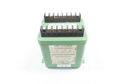 OHIO SEMITRONICS PF5-004EM PHASE ANGLE TRANSDUCER -60-0-60DEG 95-135V-AC D586242
