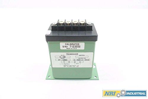 OHIO SEMITRONICS VT-120E2 CALIBRATED VOLTAGE TRANSDUCER 0-150V-AC D557900