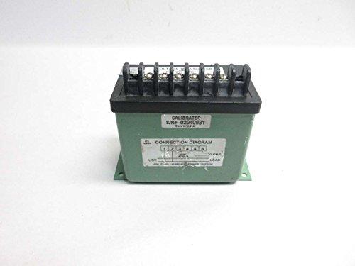 OHIO SEMITRONICS VT8-002D 0-25V-AC 0-10V-DC TRANSDUCER D519545
