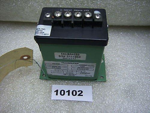 Ohio Semitronics Ct5-005A Current Transducer 10102
