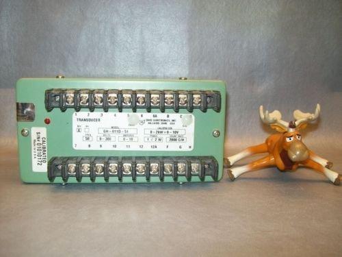 Ohio Semitronics Inc GH-011D-51 Transducer